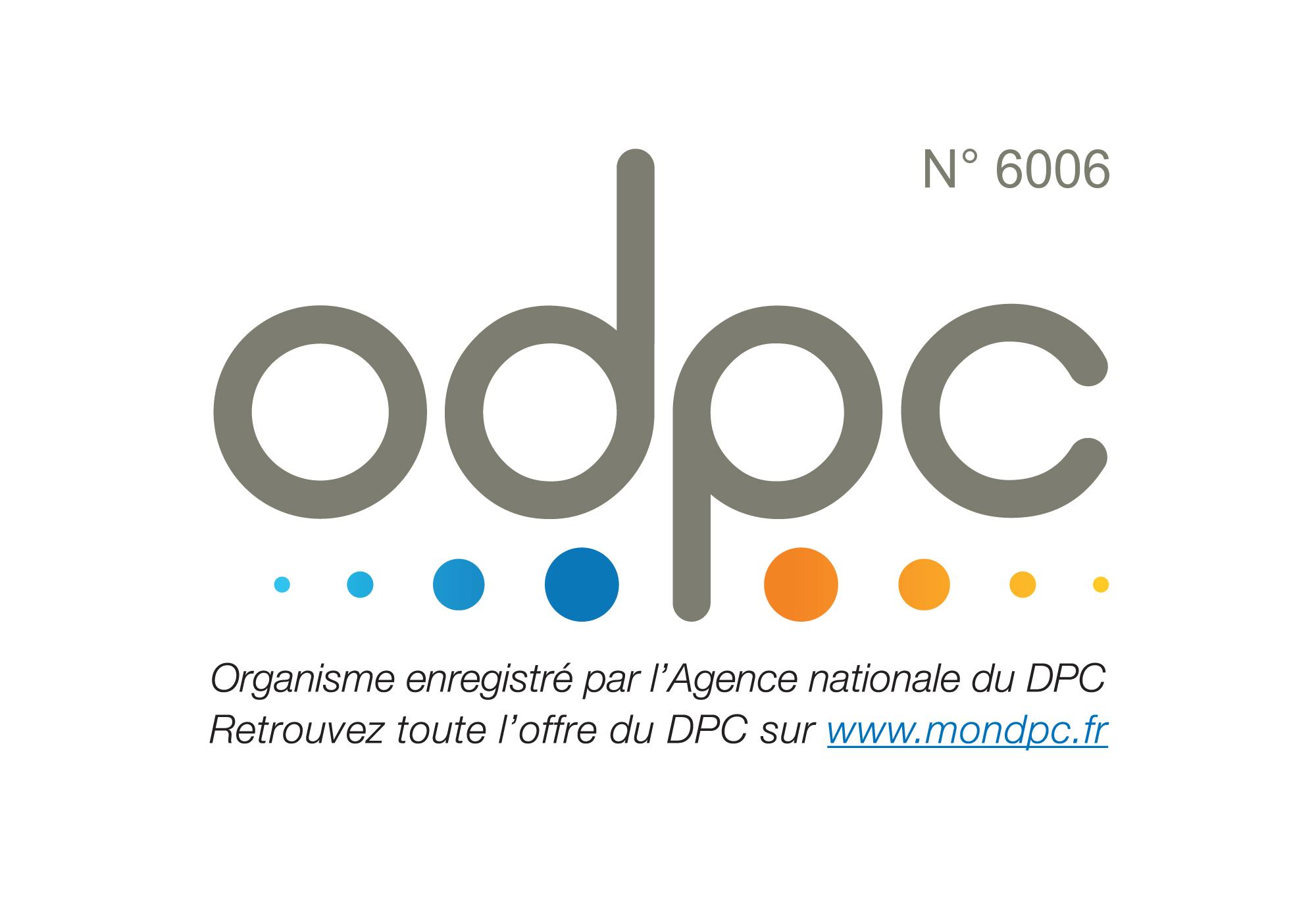 Organisme enregitrsé par l'Agence nationale de DPC